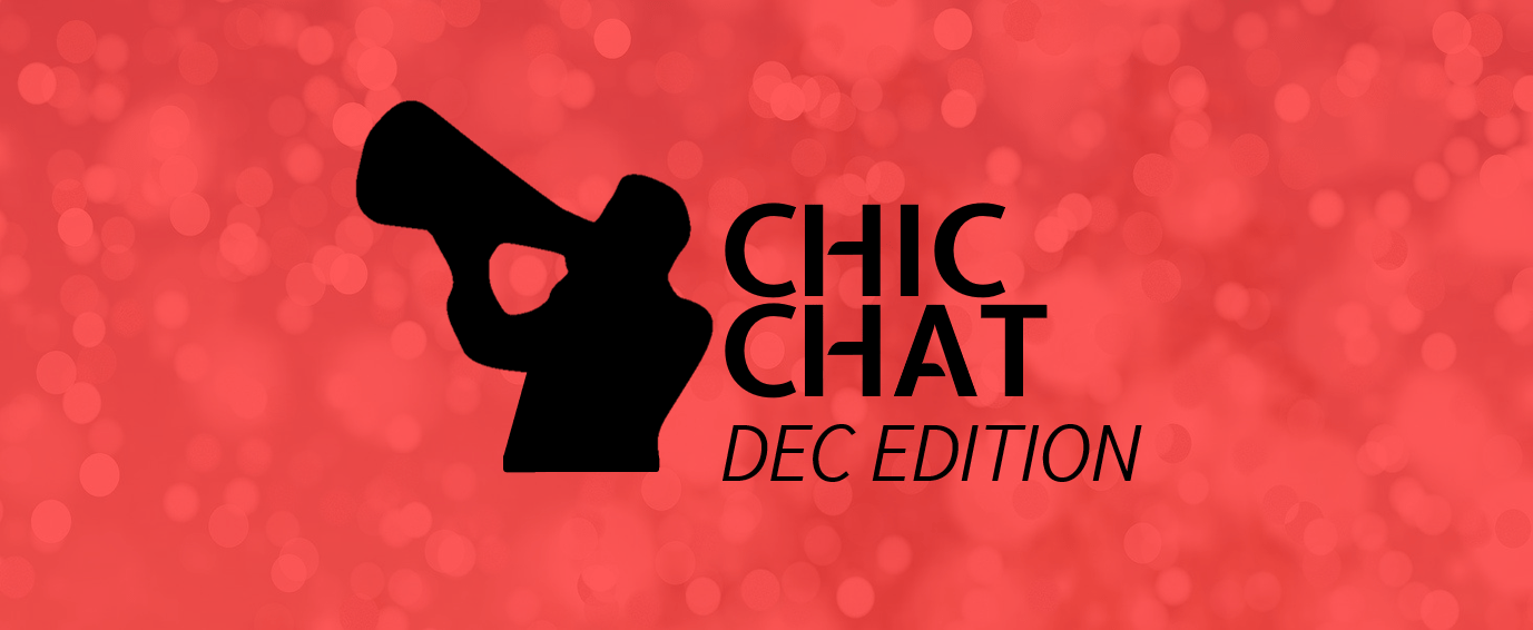 This Month on CHIC CHAT